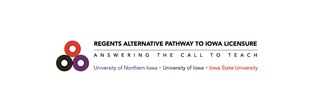 Regents Alternative Pathway to Iowa Licensure